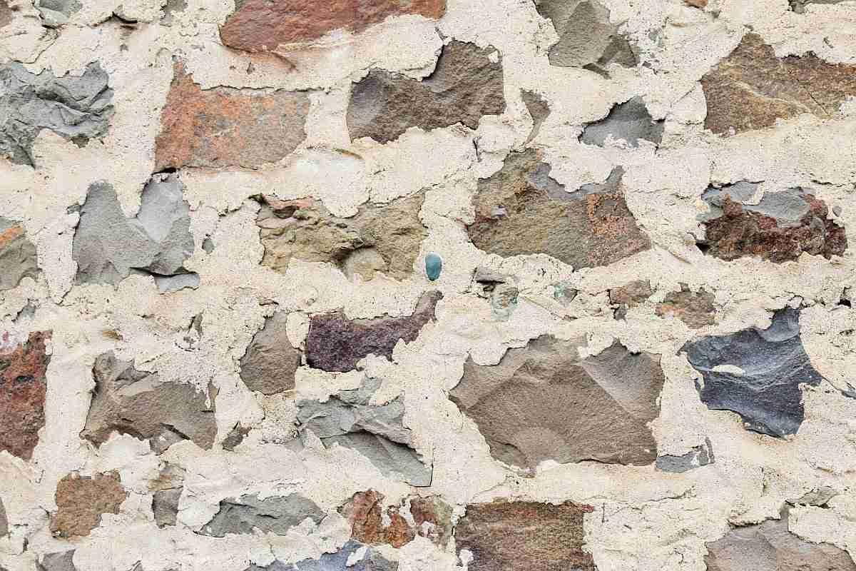 Kamień dekoracyjny wewnętrzny na ścianie